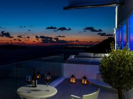 Hotel photo: Fira Deep Blue Suites