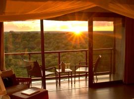 Hotel photo: Victoria Falls Safari Club