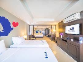 Hotel photo: Kokotel Phuket Patong