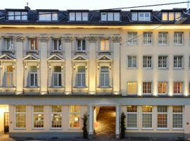 Хотел снимка: Apartmenthaus Hohe Straße