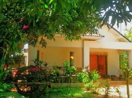 Hotel near Siem Reap