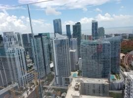 A picture of the hotel: Ultraluxury apartment in Brickell