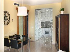 Hotel photo: Apartment San Carles De La Ráp. with Sea View 06