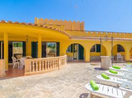 Hotel photo: Villa del Mar Mondrago