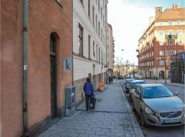 Хотел снимка: One-Bedroom Apartment in Sodermalm/Stockholm