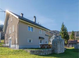 Hotel photo: Two-Bedroom Holiday Home in Draga