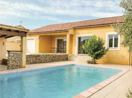 Hotel photo: Five-Bedroom Holiday Home in Saint Nazaire d'Aude