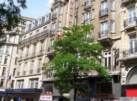 Hotel near Bỉ