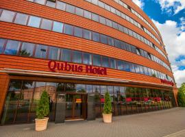 Hotel photo: Qubus Hotel Łódź