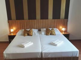 Hotel near Hungary
