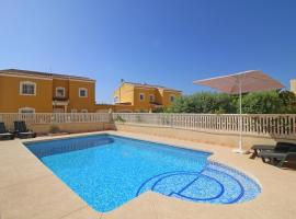 Hotel photo: Holiday Villa Garduix