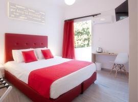 Hotel photo: Acqua Vatos Paros Hotel