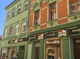 A picture of the hotel: Ubytování U Pekaře