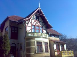 Hotel near Усти-над-Лабем