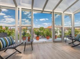 Фотографія готелю: Terrace Apartments at City Park