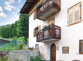 Hotel photo: Appartamento Genziana