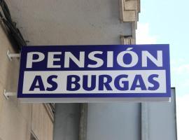 Hotel photo: Pensión As Burgas