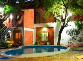Hotel photo: El Viajero Asuncion Hostel & Suites