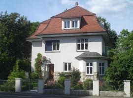 Fotos de Hotel: Villa Am Rosenfelspark