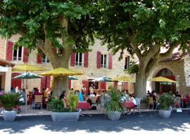 Hotel Photo: Auberge de Bonpas Logis de France