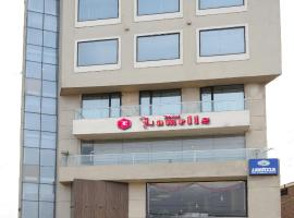 A picture of the hotel: Hotel Lamellz