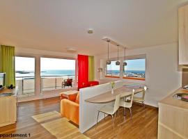 Hotel Photo: Apartmenthaus Hohenfels