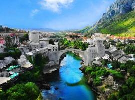 Hotel near Mostar