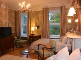 Hotel photo: Manoir Sainte Genevieve