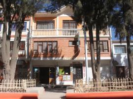 Hotel near Tupiza