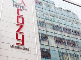 Hotel photo: Hotel Cozy Myeongdong