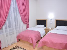 Hotel near Бакиханов
