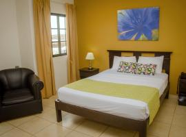 A picture of the hotel: Hotel Residencial Cervantes
