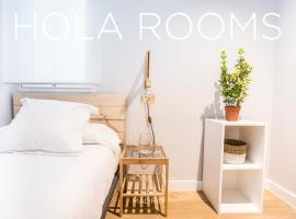A picture of the hotel: Hola Rooms