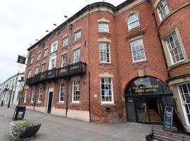 Hotel Photo: The Wynnstay Arms Hotel by Marston's Inns