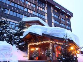 Hotel photo: Alpes Hôtel du Pralong