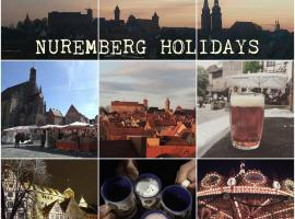 Hotel photo: Nuremberg Holidays