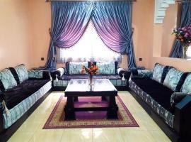 รูปภาพของโรงแรม: Villa Annakhil
