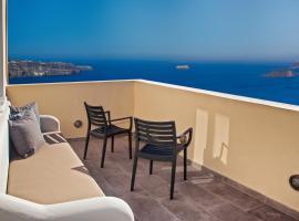 מלון צילום: Santa Rinoula Suites