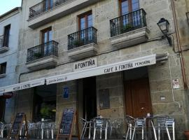 Hotel photo: Pension a Fontiña