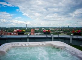 Hotel photo: Amazing 22-23 floor Penthouse with city view