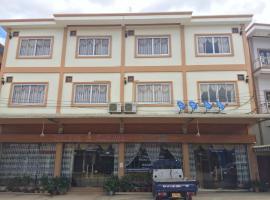 Hotel near Xam Neua
