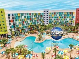 Hotel photo: Universal's Family Suites at Cabana Bay Beach Resort