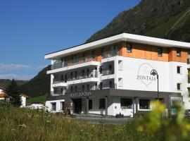Hotel photo: Hotel Zontaja Superior