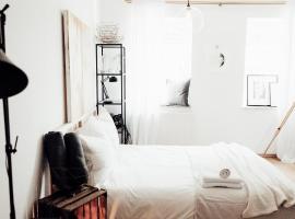 酒店照片: Designer Atelier - Old Town Weimar Nr.3