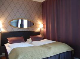 Hotel near Буде