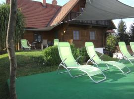 Hotel photo: Blockhaus Familie Raidl