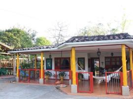 Фотография гостиницы: Los Guaduales Ecoparque