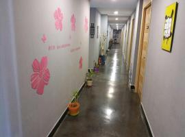 होटल की एक तस्वीर: Taipei Youth Apartment Dongguan