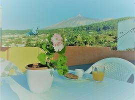 Hotel photo: Casa Terrera con Vistas al Teide