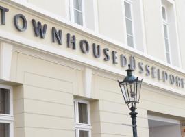 Хотел снимка: Townhouse Düsseldorf